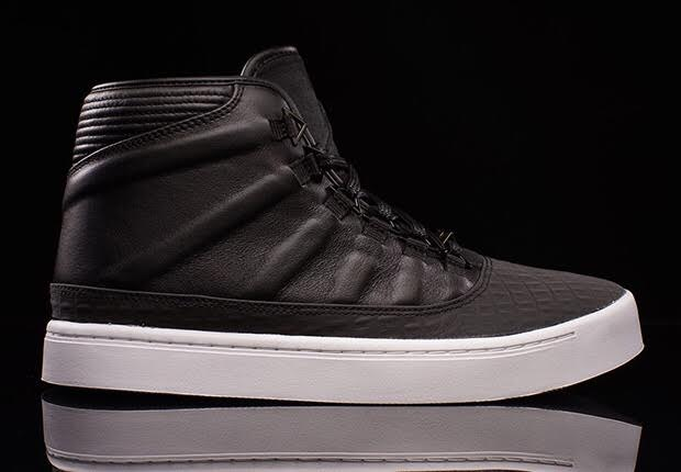 0abce0ea2e2 The Jordan Westbrook 0 features premium leather upper with embossed reptile  pattern on toe cap over a Phylon mid sole with a mental tag on the laces  showing ...