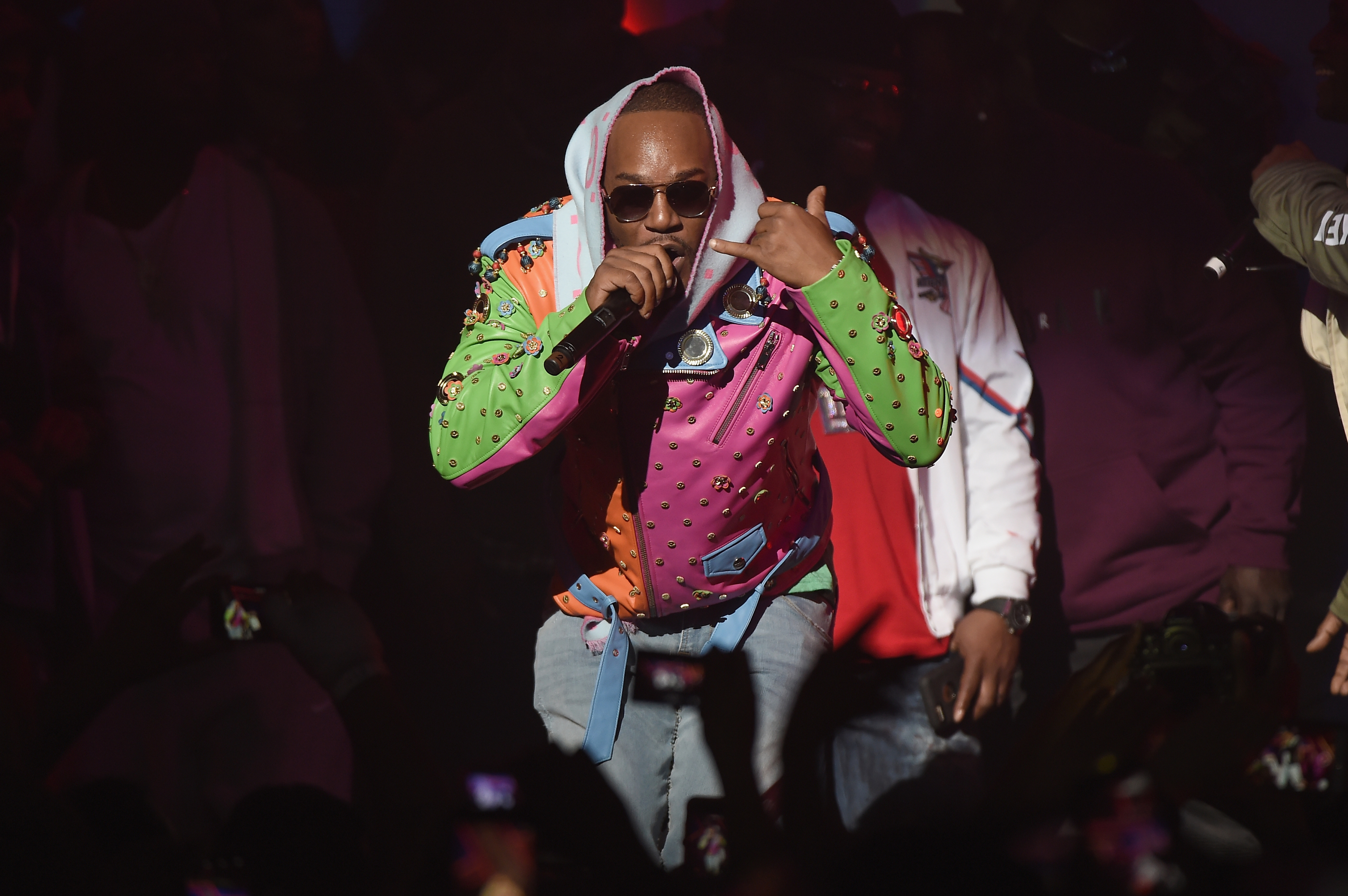 Old and New: Rappers in fashion, from Cam'ron to A$AP Rocky